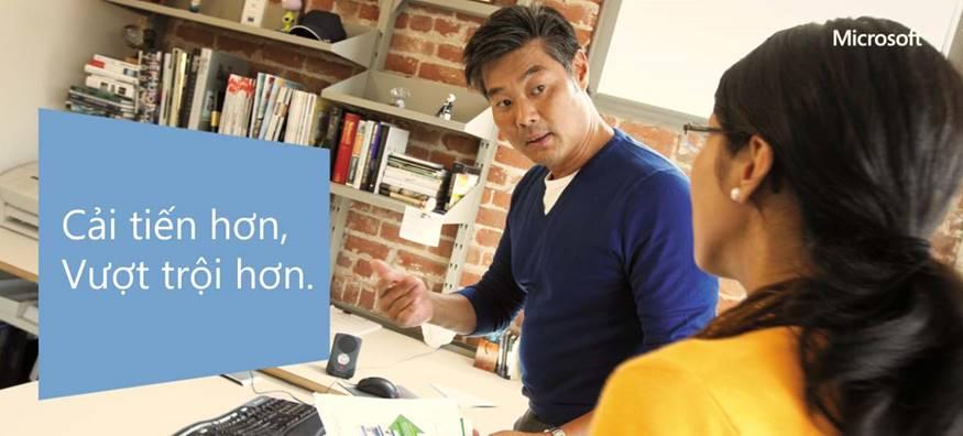 Mua phần mềm Microsoft cho doanh nghiệp, nhận ngay ưu đãi từ nhà phân phối chính thức đến hết 31/12/2013