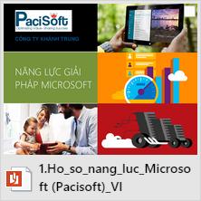 Microsoft Brochure