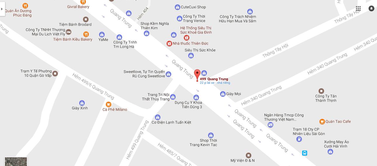 Địa điểm đổi tiền tại Gò Vấp