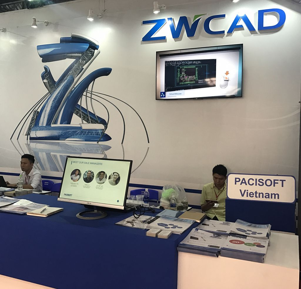 ZWCAD reception